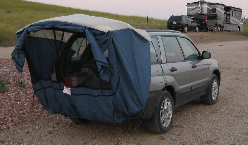 tent for the car! & tent for the car! | camping/outdoor/survival/preparedness ...
