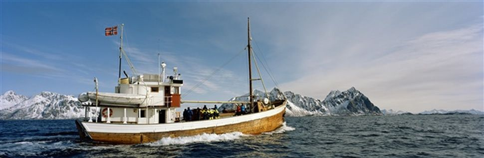 Norway glacier and lofoten fishing boat ch innovation for Fishing in norway