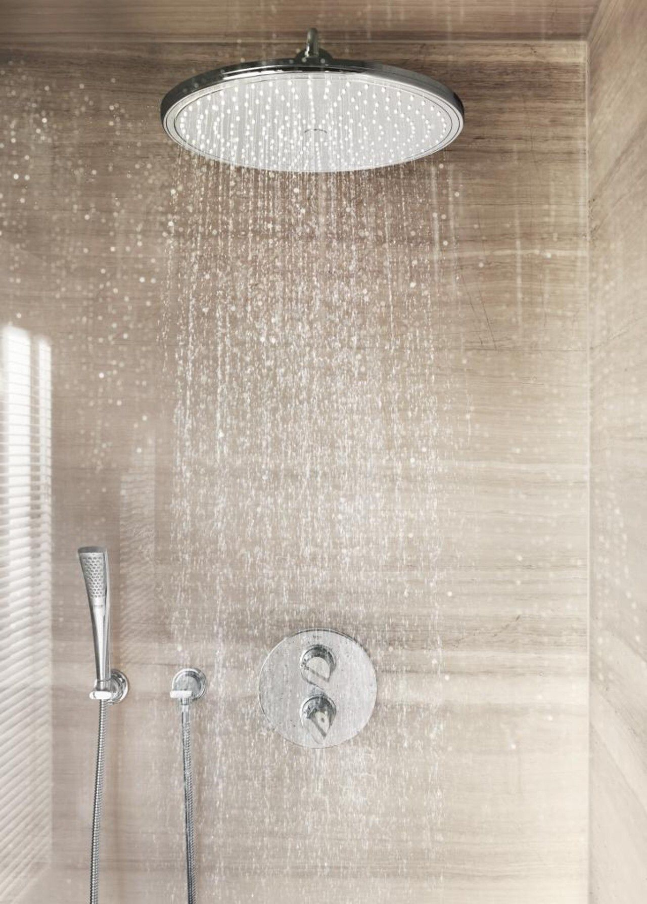 GROHE Ondus | Now that is a shower | Pinterest - GROHE Ondus