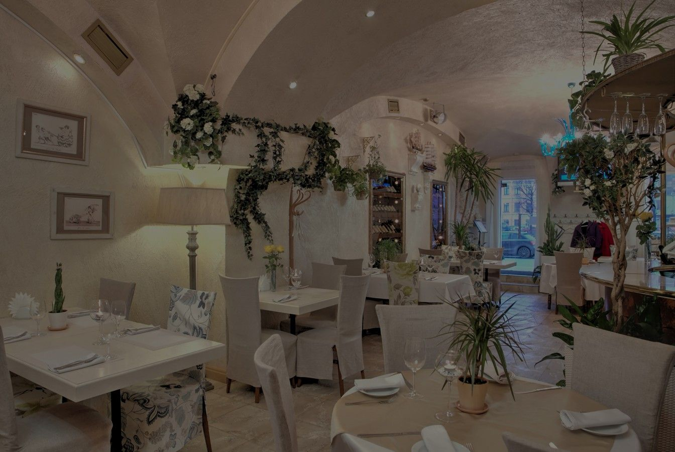 Italyanskiy Restoran Spb