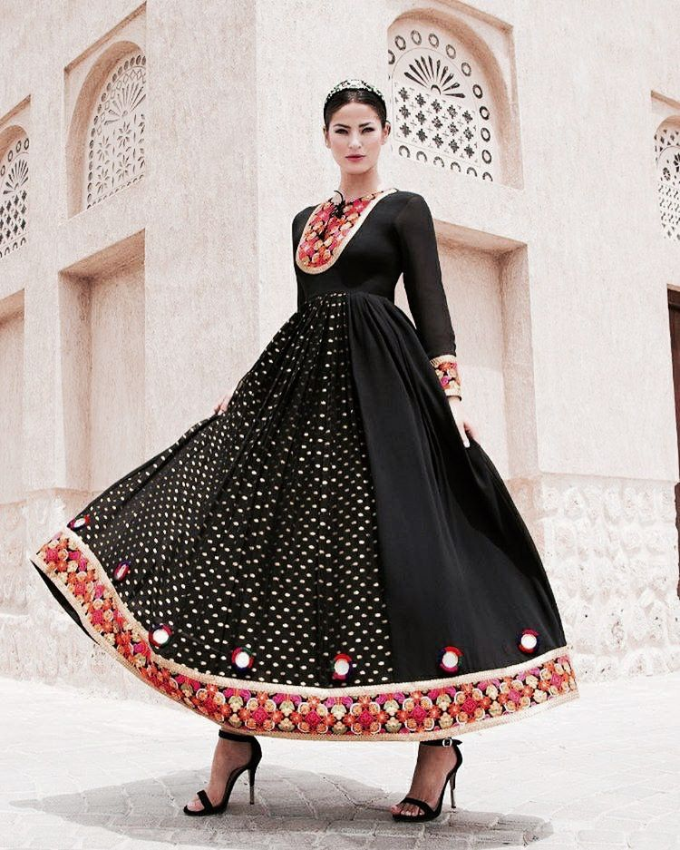 Afghan Wedding Gowns: Afghan Dresses, Afghan Clothes, Afghan