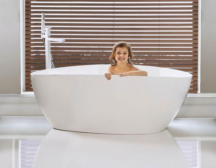 Detremmerie vrijstaand bad oval | Baden vrijstaand en inbouw | Pinterest