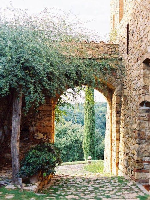 Cool Chic Style Attitude: Travel inspiration : Castello di Vicarello, Cinigiano, Tuscany