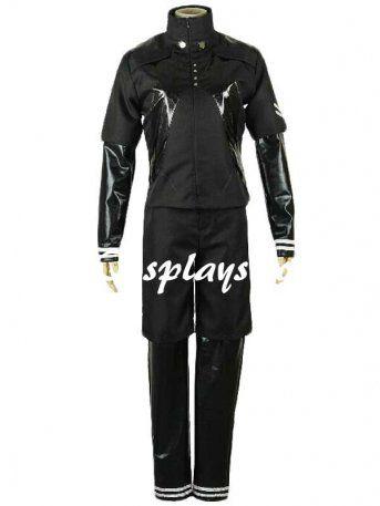 Anime Death Parade Bartender Cosplay Custom-made Uniform Costume