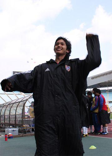 Jユースカップ2010 準決勝 京都 vs F東京 ] | Fashion