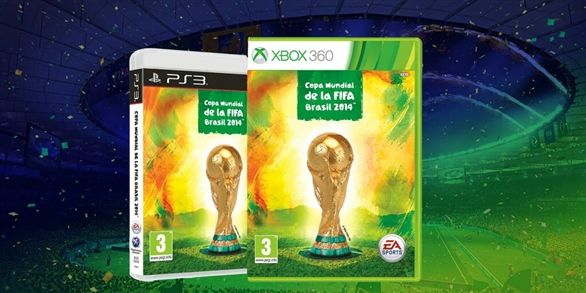 2014 Fifa World Cup Brazil Covers Video Games Fifa Brazil World Cup Soccer Fifa