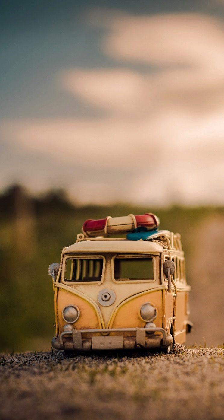 Vw Samba Bus Bugs Wallpaper For Ios Iphone Wallpapers Camper Van Hippie Style Caravan Beetles