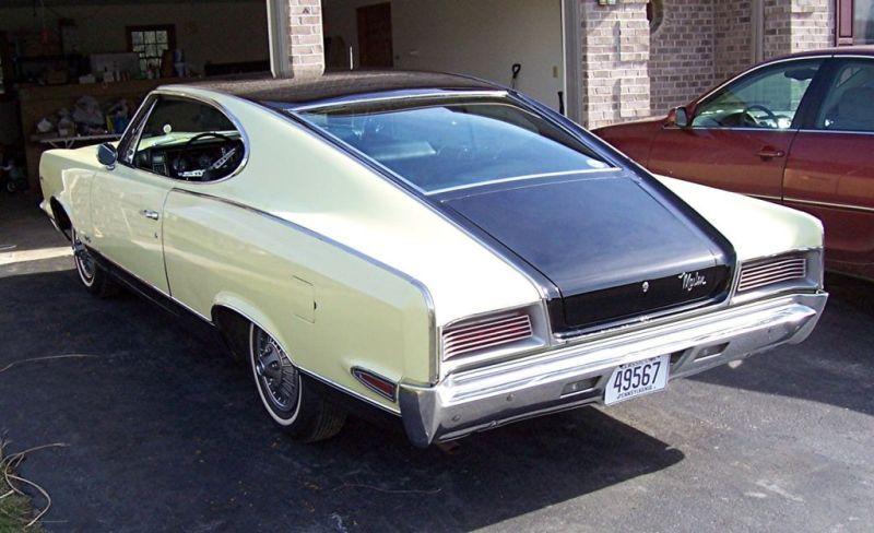 1967 Rambler Marlin Futuristic Cars Amc Classic Cars