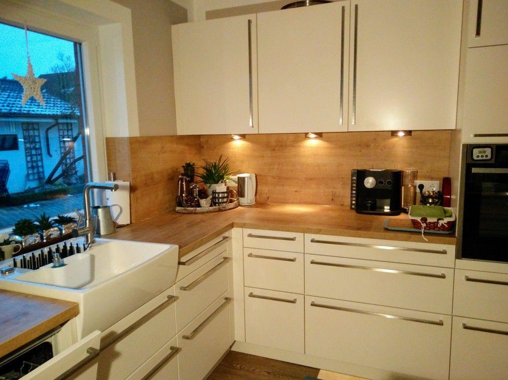 Unsere gemütliche Wohnküche-Bauformat-Fertiggestellte Küchen ...
