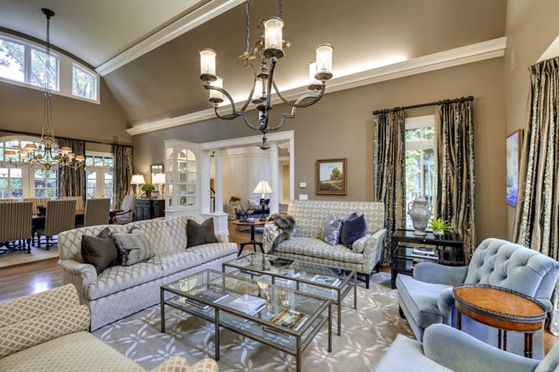 Genial 20 Stunning Living Rooms With Multiple Coffee Tables