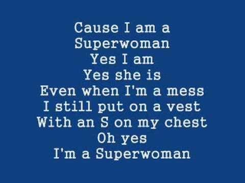 Superwoman Alicia Keys Lyrics With Images Alicia Keys Lyrics