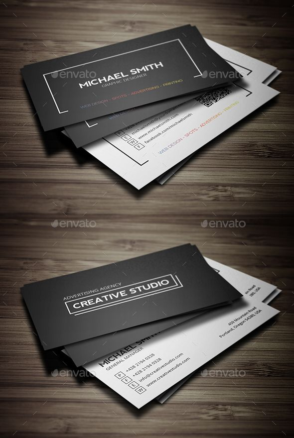 Business cards bundle business cards bundle creative business cards reheart Images