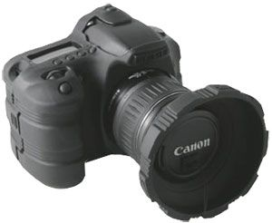 Camera armor - I always use this - even on a mag alloy body.