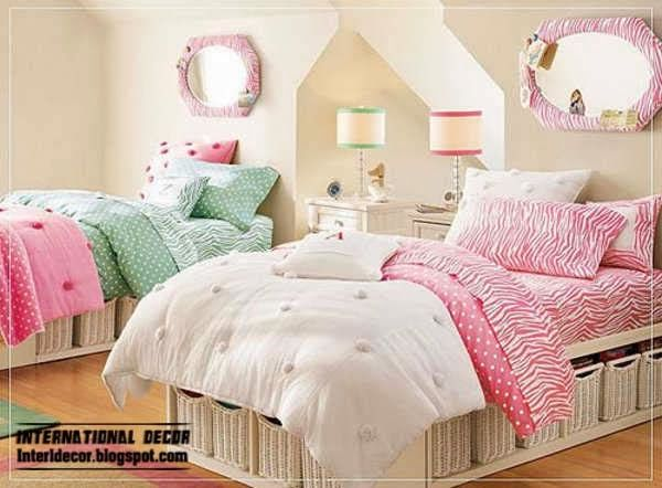 Girl Rooms are generally decorated with princesses , flowers or ...