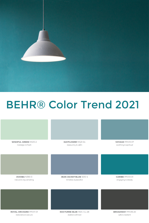 Behr Color Trends 2021 Palette Interior Trends Paint Behr In 2021 Interior House Colors Trending Paint Colors Paint Trends [ 1500 x 1000 Pixel ]