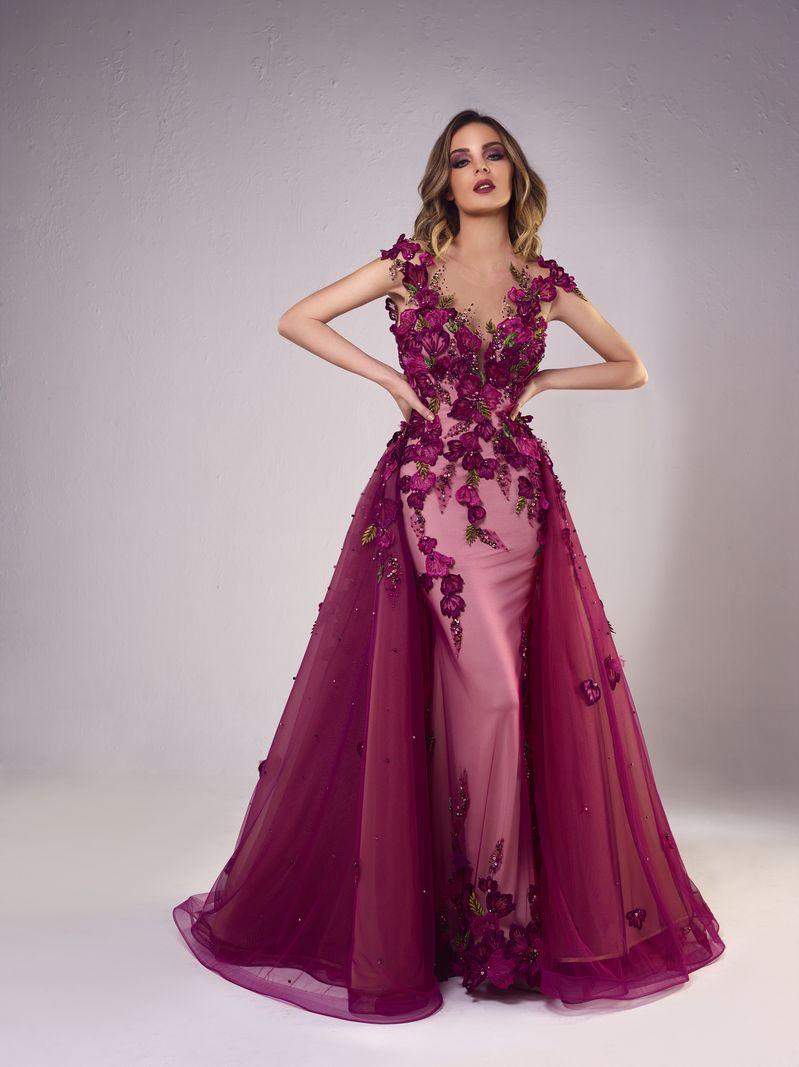 فساتين سهرة طويلة فخمة 2019 2018 مس ناني مس ناني نتشارك الحياة Fall Wedding Dresses Lace Prom Dresses Under 50 Beautiful Evening Gowns