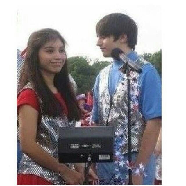 Fetus Mitch and Kirstie