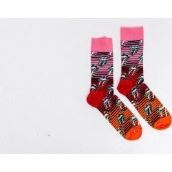 Photo of Happy Socks x Rolling Stones Ruby Tuesday Happy Socks