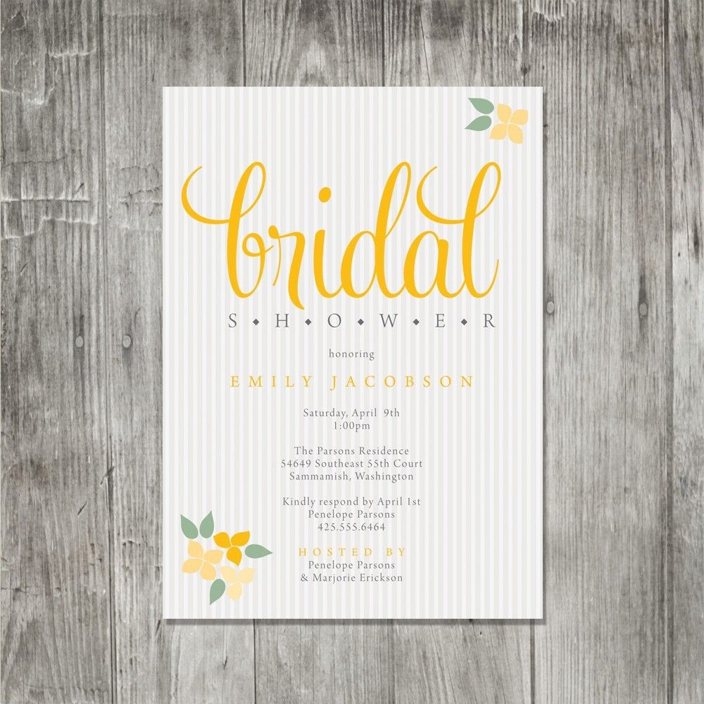 Wedding Shower Invitation Wording Gift Cards | Invitations and ...