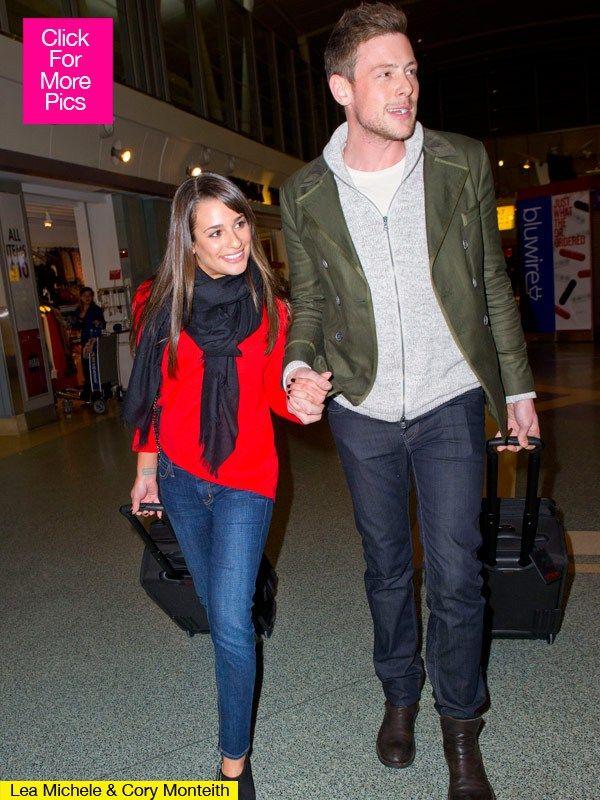 som är Lea Michele dating 2010