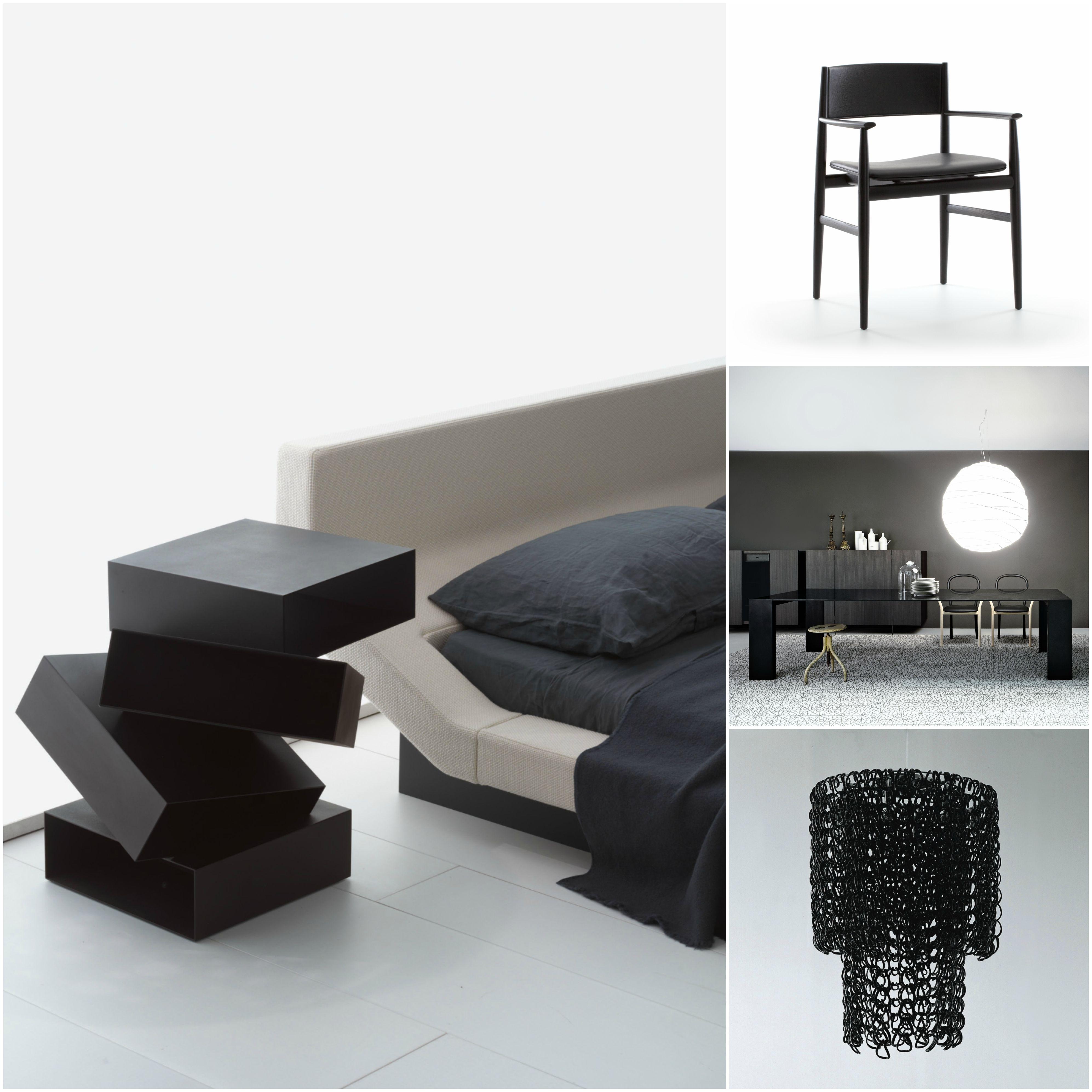 Porro Furniture Lamp Interior Design Black Style Mini  # Muebles Koperi Merida