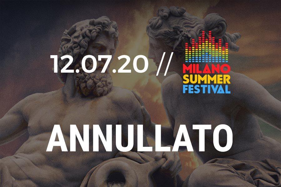 Info & FAQ – Milano 12.07.2020