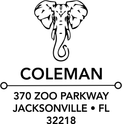 Our Large Proud Elephant Customized Address Stamp Makes A Bold