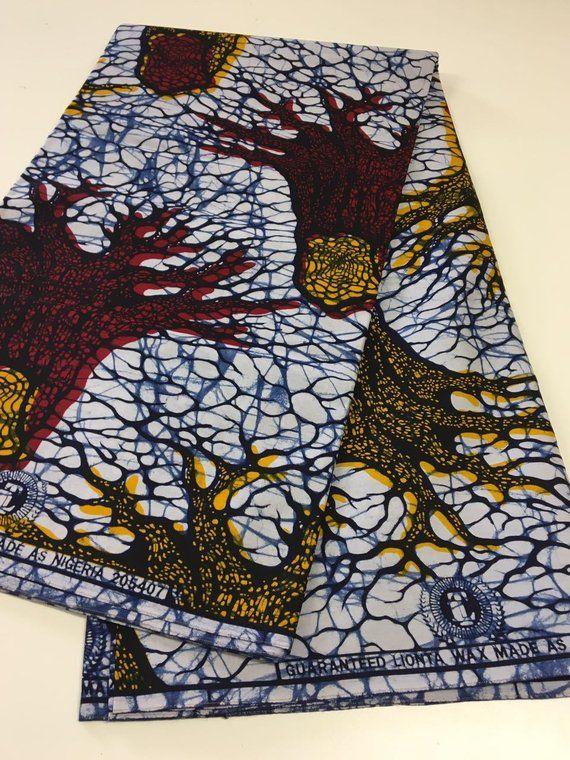 6 yards African print fabric, wax print, African clothing, African fashion, Ankara #africanfashionankara