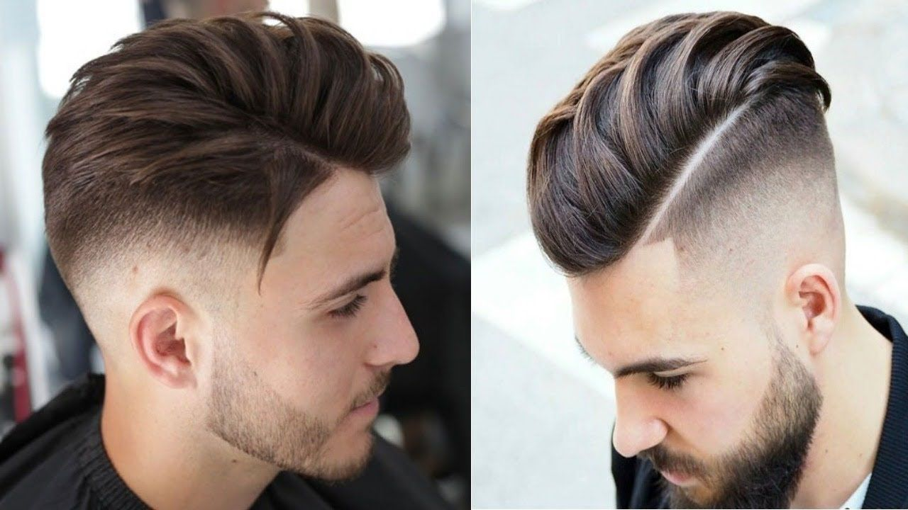 Top 10 Most Attractive Stylish Haircuts Hairstyles For Men 2018