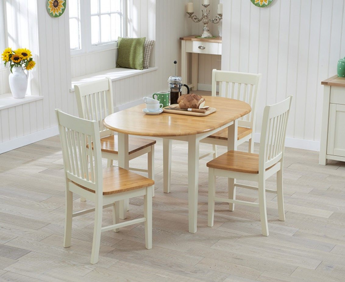 Amalfi Cream Extending Dining Table With Chairs The Great Furniture Trading Company