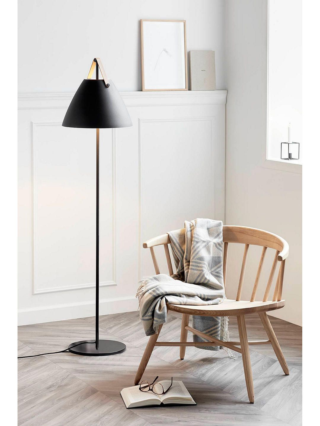 Nordlux Design For The People Strap Floor Lamp Black In 2020 Nordlux Floor Lamp Black Floor Lamp