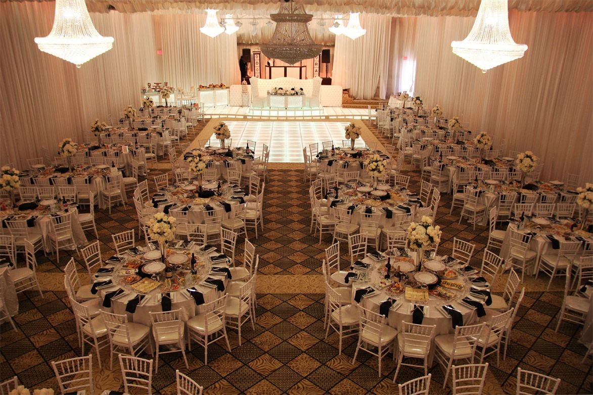 Wedding Venue Event Banquet Hall Reception And Catering Black