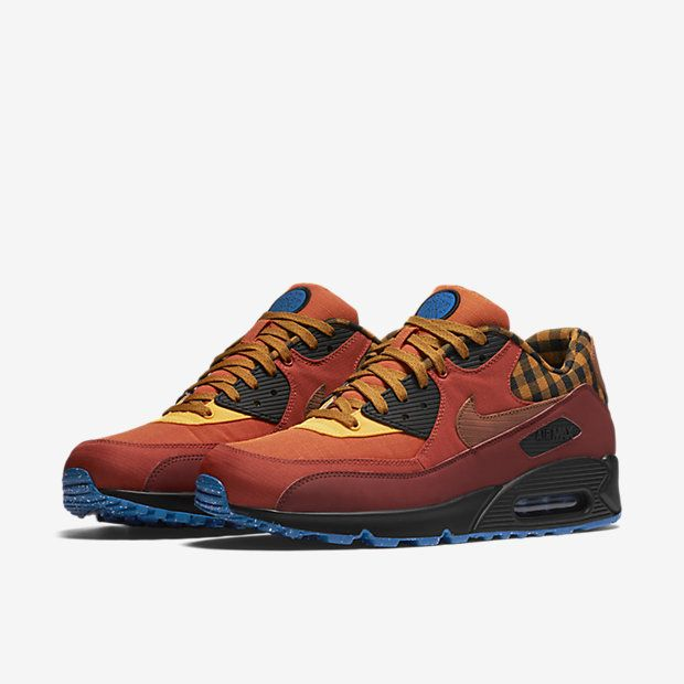 new concept 9233e e2680 Nike Air Max 90 Premium Men s Shoe