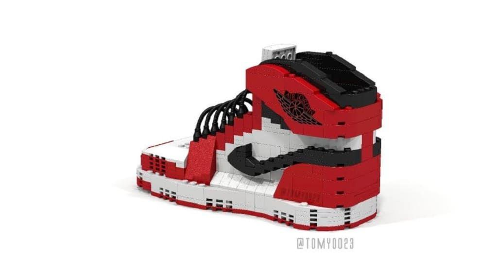 LEGO Air Jordan 1 High