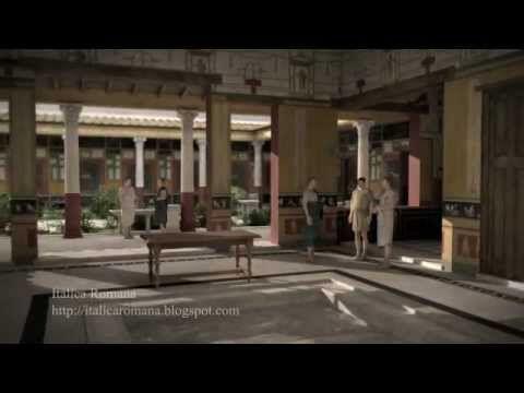 Casa De Los Vettii Pompeya X2f House Of The Vettii Pompeii