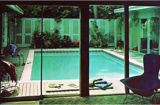 That 70s home rad house 70s decor 1970s house decor for Pool design 1970