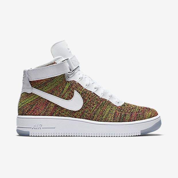 best service 56a86 78cb2 ... new arrivals high top basketball icon with multicolored flyknit upper.  bb20a 68f92