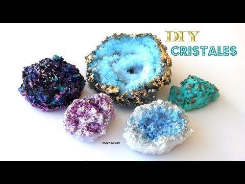 Hacer Cristales Minerales3 La De OpcionesDía Diy Cómo Madre QtrhCdxBs