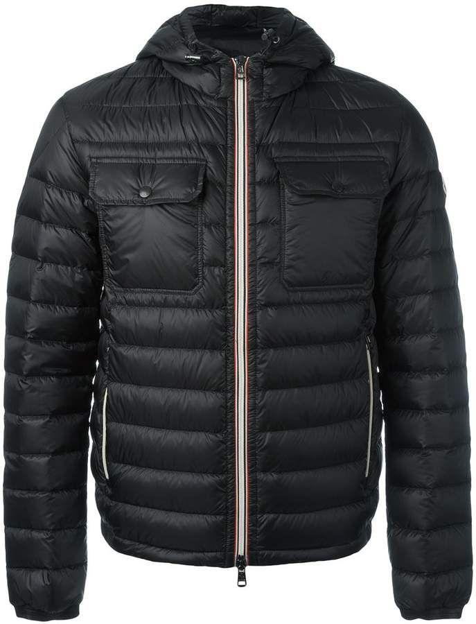 93de81d81 MONCLER Acorus padded jacket. #moncler #cloth #jacket | Moncler Men ...