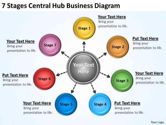 Business model diagrams hub powerpoint templates free download business model diagrams hub powerpoint templates free download slides toneelgroepblik Images