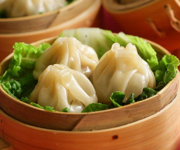 Chinese Pork And Shrimp Dumplings Jiao Zi Fine Cooking Asian Recipes Dumpling Recipe