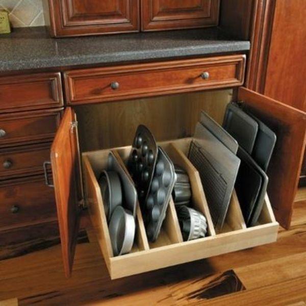 Küche Organisieren küche schubladeneinteilung organisieren sie ihre küchenausstattung