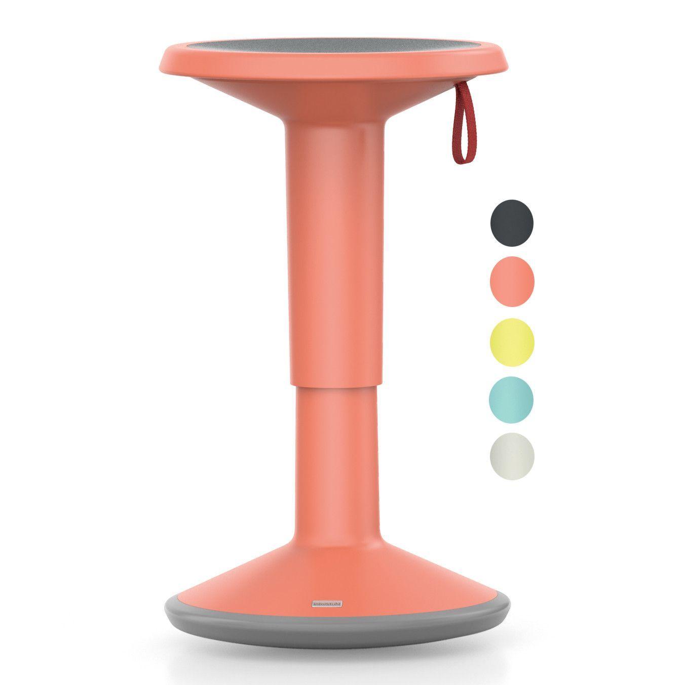 Up Wobble Stool   Ergonomic Stool, Height Adjustable Office Desk Chair    Seriesu2026