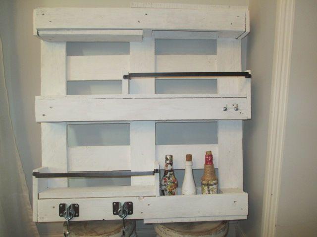 Mueble organizador, multiuso! Para la entrada de la casa o la cocina ...