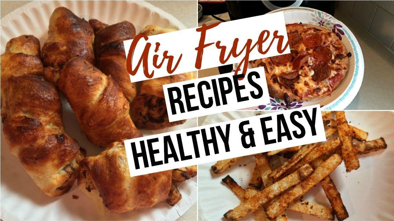 Air Fryer Recipes Healthy Amp Easy Air Fryer Recipes