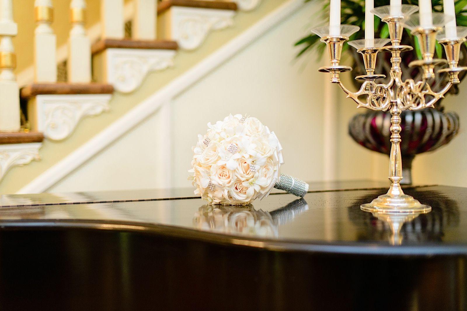 Our Beautiful Bouquet Featured On Terra Nova Hotels Website Wedding In Kingston Jamaica