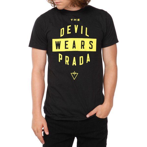 The Devil Wears Prada Yellow T-Shirt | Hot Topic ($21)