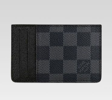 sports shoes cea93 c0ca0 Louis Vuitton Card Holder | James Bond | Louis vuitton mens wallet ...