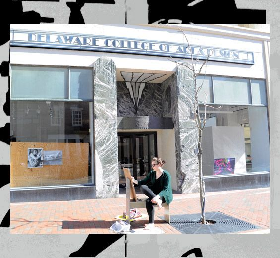 Delaware College Of Art And Design Favorite Places