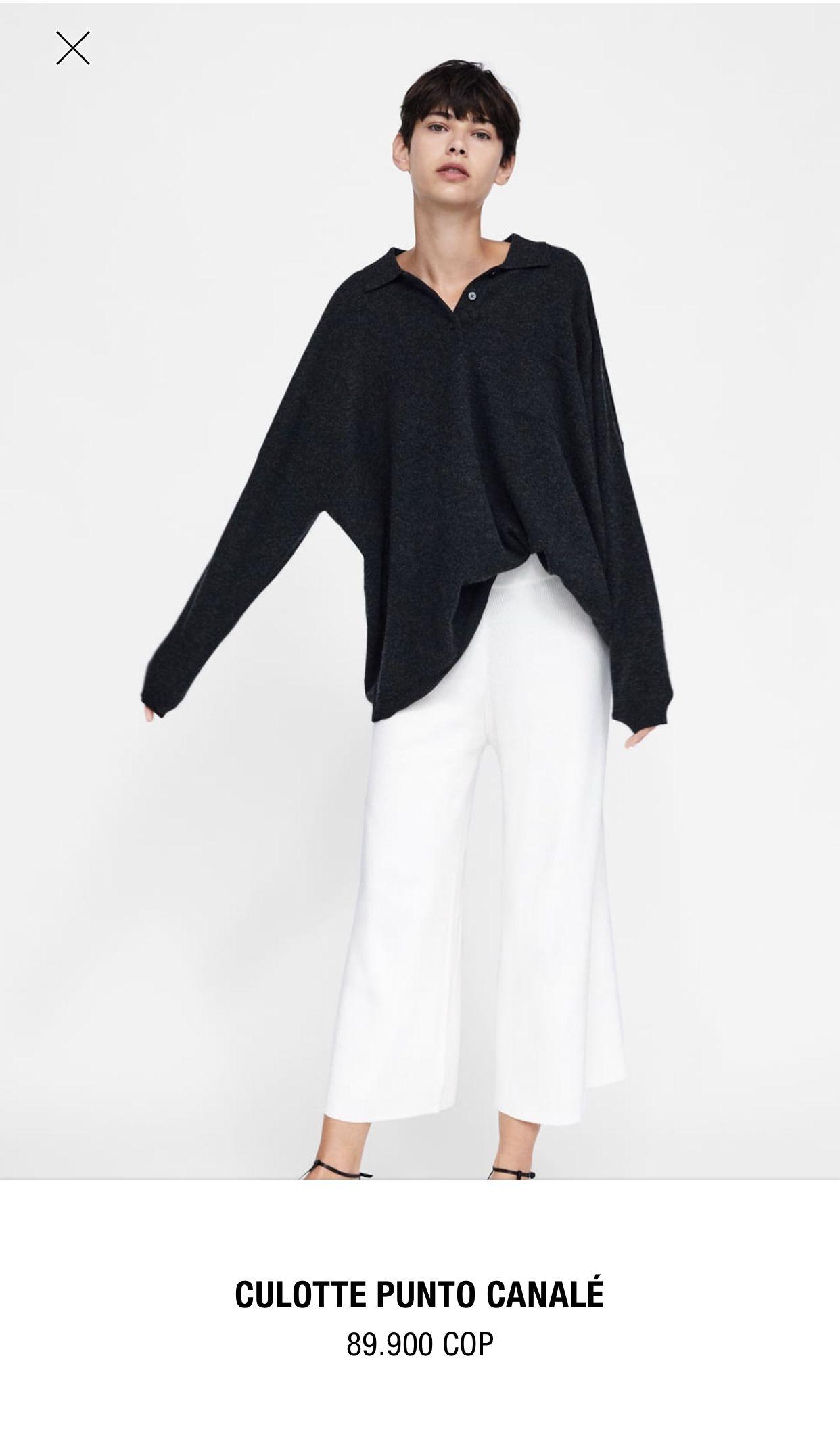 Pin de Adriana Maria en Outfit con Blusas negras 7b4fd3f9dc88